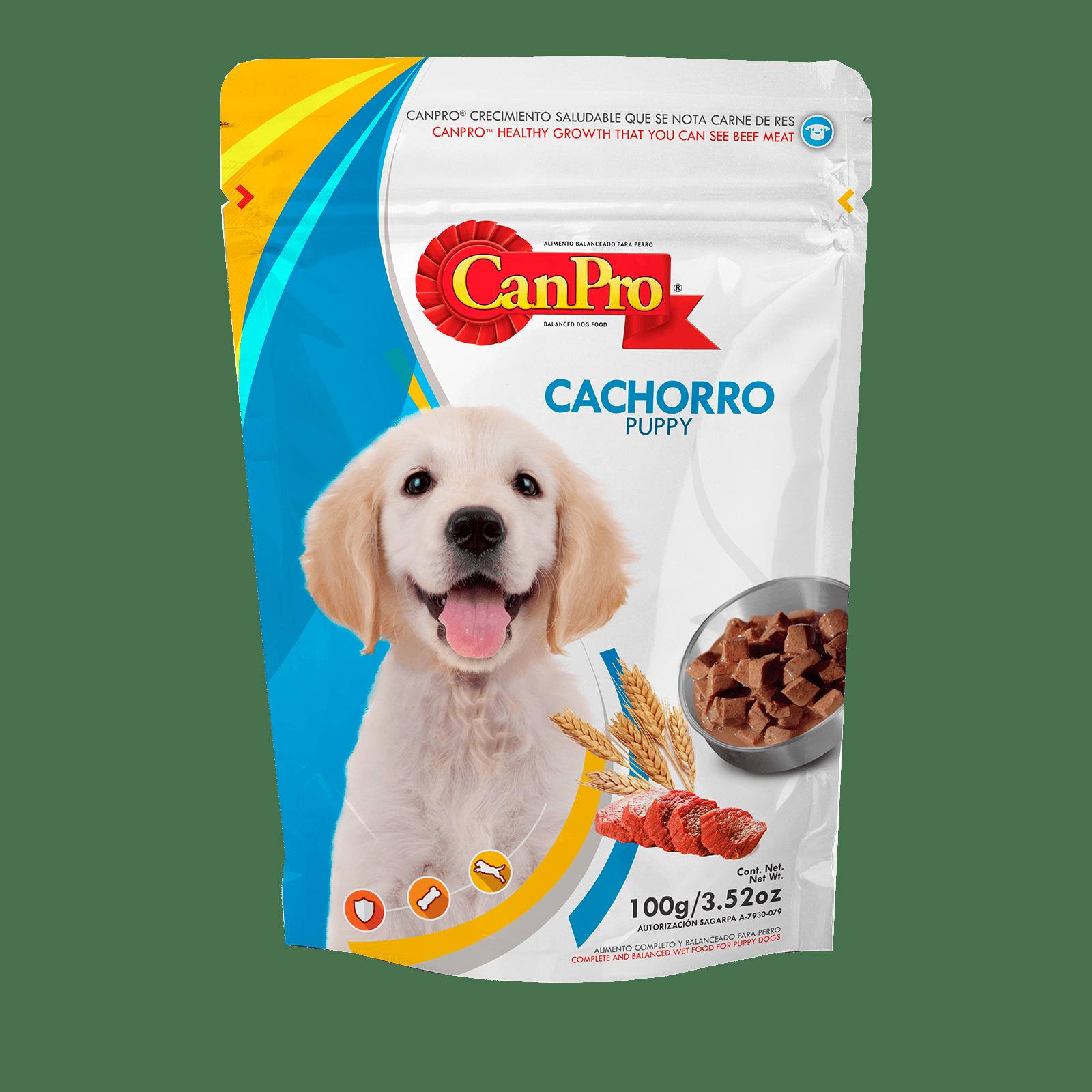 Comida balanceada para cachorro